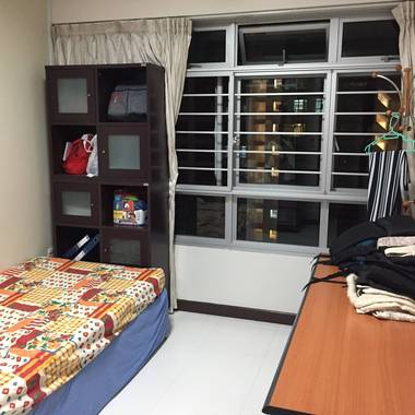 4-Rm HDB whole unit for rent (near Buona Vista MRT)
