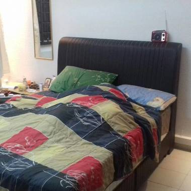 (No Agent Fee) Fully furnished master room for rent at Bukit Batok