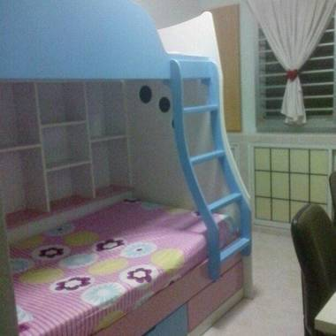 4 room flat whole unit for rent