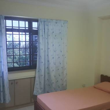 Fully furnished room @ Woodlands