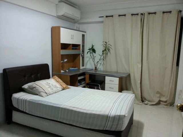 Well-furnished C/Room@Srg Center Ave 4 Near NYJC & PEICAI SEC