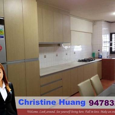 Cosy Unit Close to Food, Amenities, Transport and Bishan Park!