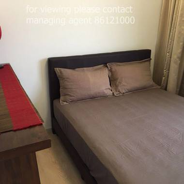 Full Furnished 1 Bed Room + 1 Bath High Floor Nicely Decor Condo Unit For Rent