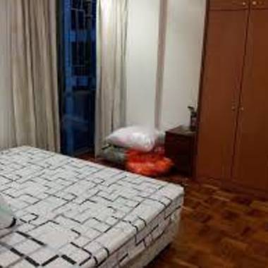 Cheap Furnished Condo double room for rental