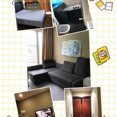 AMK condo master rent for short term