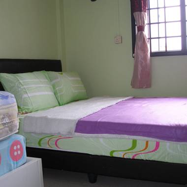 2 Common Room avail within same unit