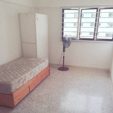 IMMEDIATE MOVE IN 3 MINS TO TANAH MERAH MRT COMMON ROOM