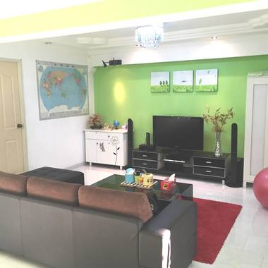 Big and beautiful room available at BLK119 paisir ris,no agent