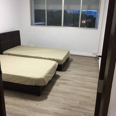 newly renovated rooms for rental! Blk 278 Tamp st 22