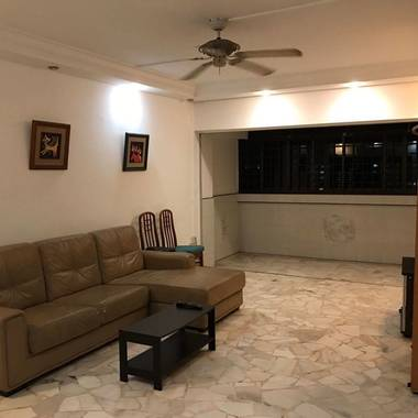 For Rent: Beautiful 3 Bedroom Sheltered 5 Mins Walk To Yishun Mrt