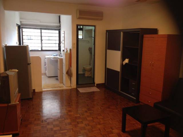 Pearl Bank Apartment Studio Unit - walk to Outram MRT, at City Fridge