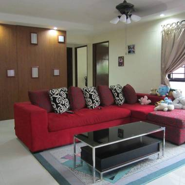 Common Room at Jurong West area near to MRT at Blk 674B! WiFi! $550!