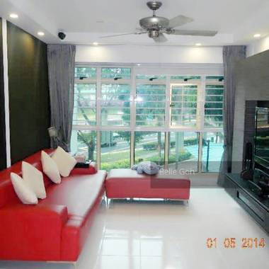 Designer reno 5 Rm HDB Whole Unit For Rent