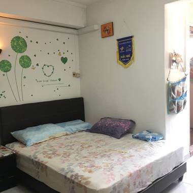 Master room near Bishan MRT