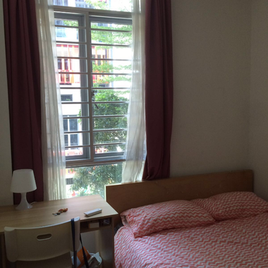 Room for rent in Aljunied