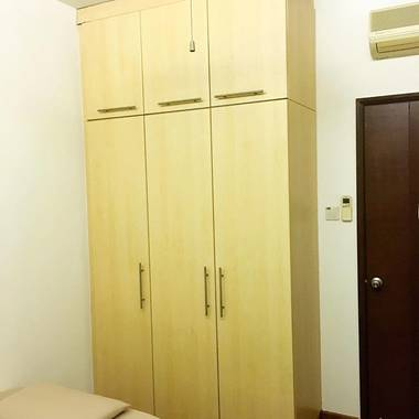 Great Single Room Condo near Woodlands MRT, good value-for-money!