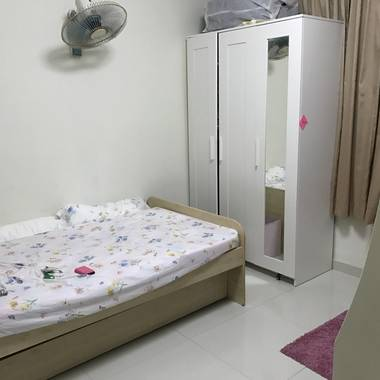 2 room available near Lakeside MRT
