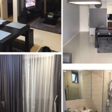 New condo ( Riversound) common room in Sengkang and own toilet