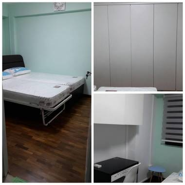 Blk 330 Sembawang Close @ Common Room (A/C, Wifi) $600