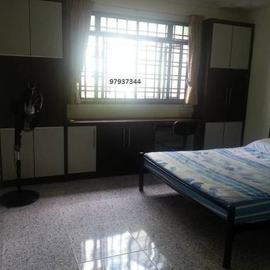 Jurong Lakeside @ Executive Maisonette – Upper Floor Common Room Available
