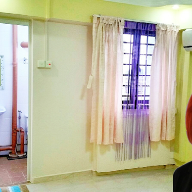 Brand New Master bedroom For Rent Near  MRT Station