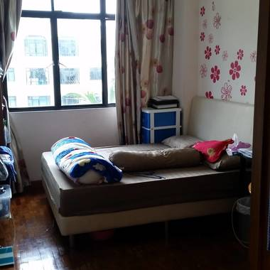 Woodleigh MRT EuroAsia Park common room for rent