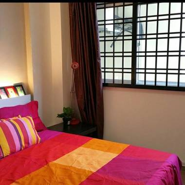 Lovely spacious room with attached bathroom. Low price. No owner/agent. Cook. Furnished. Paya Lebar