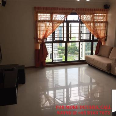 Beautiful Flat near Redhill MRT