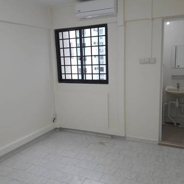 Bedok newly furnished master bedroom, living room and kitchen. No owner staying!
