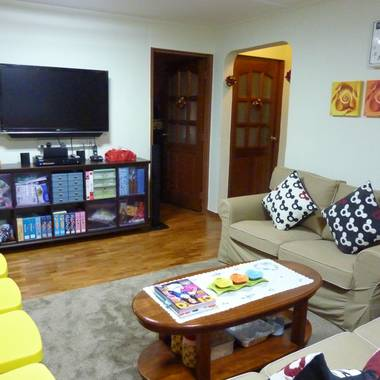 COMMON ROOM FOR SINGLE PROFESSIONAL LADY ONLY IN BISHAN