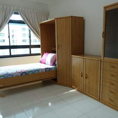 Nice & Cozy Room near Jurong Point