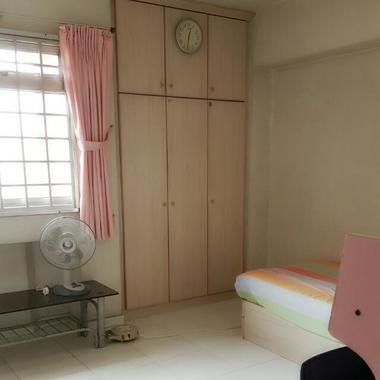 Blk 111B Depot Road high floor Common Room -walk to amenities, near VIVO City & Harbourfront