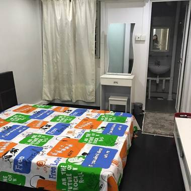 Ang Mo Kio Master Room For Rent (NO OWNER STAYING)