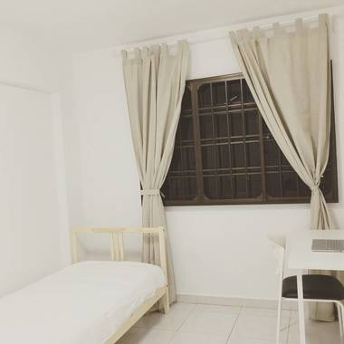 2 Rooms For Rent - Furnished with All New Furnitures