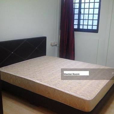 Master/Common Bedroom Available at - Block 729, Clementi West Street 2 (Close to NUS and Science Par