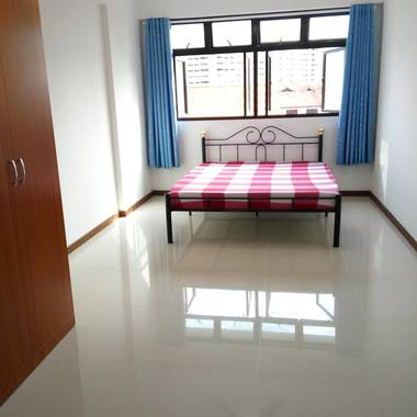 Master Room, Hougang MRT, Cooling house, quiet