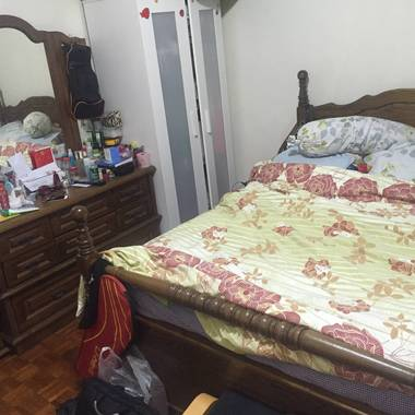Masterbed Rooms with attached baths in Hougang/ Upper Serangoon, along Purple Line
