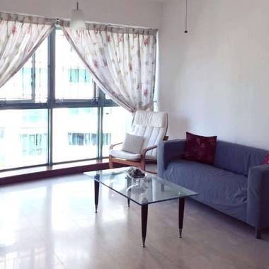 CCK Palm Gardens 3+2 Condo Full Unit for Rent