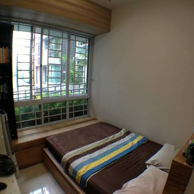 Lavender/Ferrer Park, Tyrwhitt 139 Condo Master Bedroom for Rent (Long term) - not agent