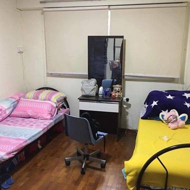 2 Filipina female needed for room Sharing near Aljunied station