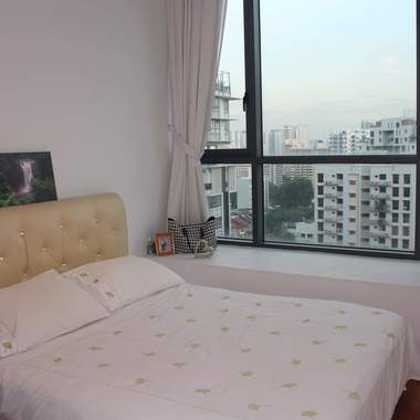 Spacious 2 bedroom apartment for rent - Novena - $3,400 p/m