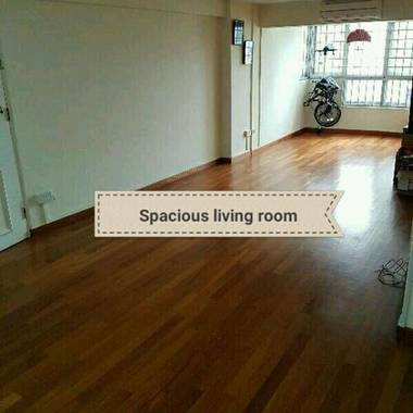 Spacious Single Bedroom near Central area