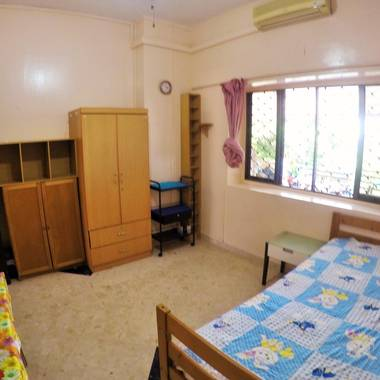 Room for Rent - Double Storey Terrece House