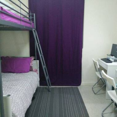 Comfortable and Cozy room! PUB & Cleaning Service included!