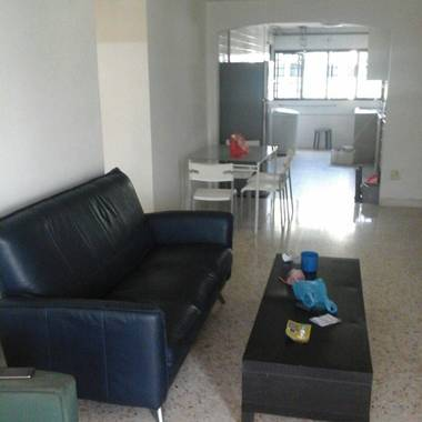 no owner, no agent fee, direct.3room hdb flat