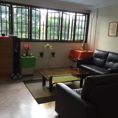 common room for couple