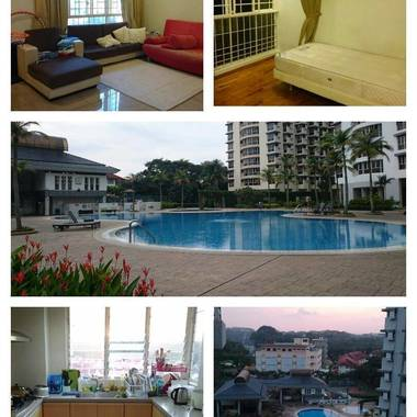 Common room for rent in Bullion Park Condo