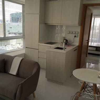 Beautiful 1 Bedroom next to Somerset
