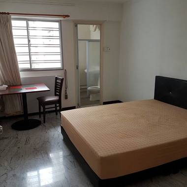 Serangoon Central master room for rent, breezy and scenic