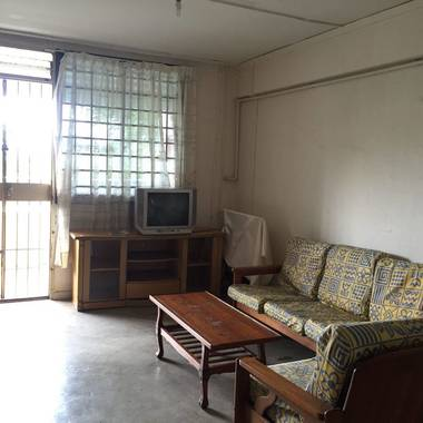 Whole Unit for Rent @ Block 17, Marsiling Lane